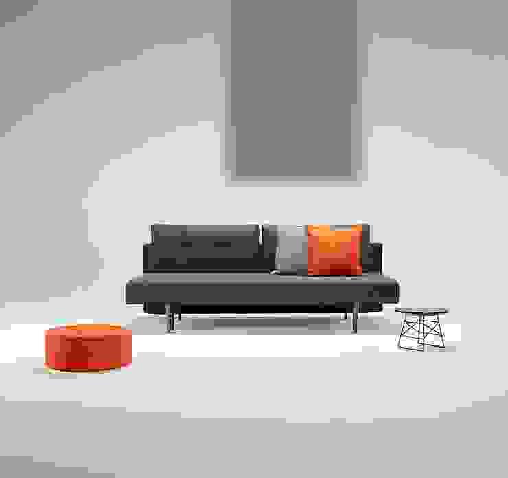 Divano Letto Recast Nist Blue By Innovation di Angolo Design Scandinavo