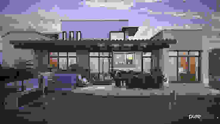 Moderne Häuser von Pure Design Modern