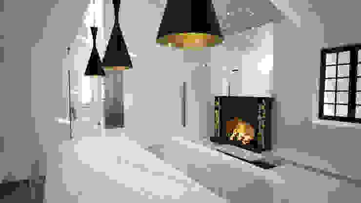 Yeme + Saunier Living room