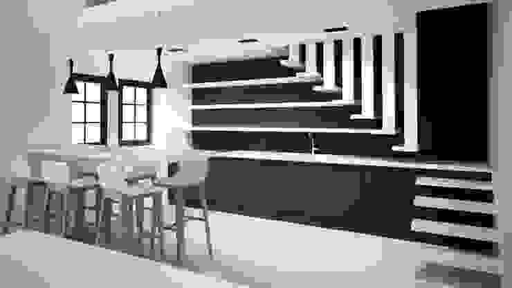 Yeme + Saunier Kitchen