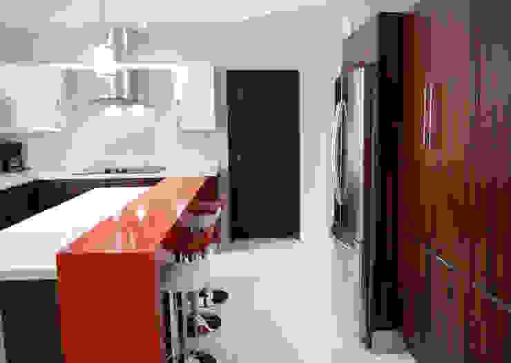 Puerta de Alcala Cocinas modernas de Toren Cocinas Moderno