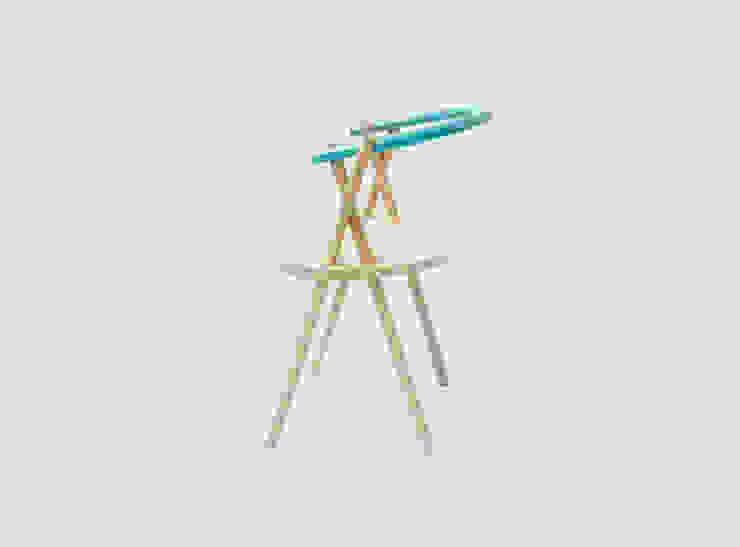 2012 Stuck stoel van Oato. Design Office Minimalistisch