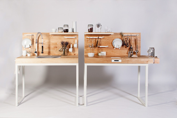 Dirk Biotto – Industrial Design KitchenCabinets & shelves