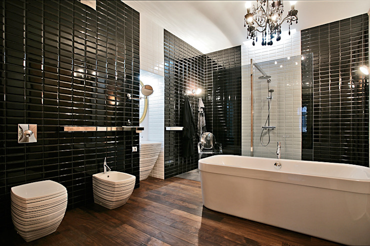 Bathroom by VNUTRI, Eclectic