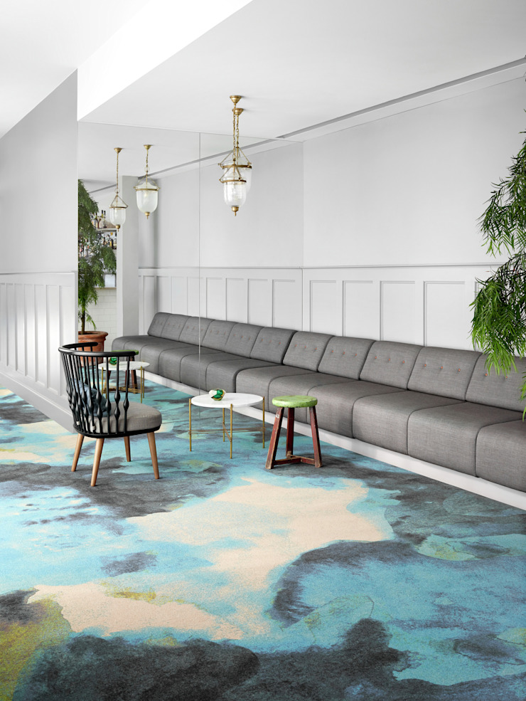Alcatifas EGE Carpets/ Decorpisus por Decorpisus Moderno