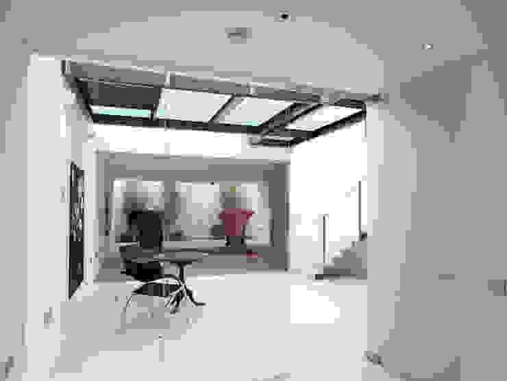 La Maison Vert Salas de estilo moderno de Go Glass Ltd Moderno