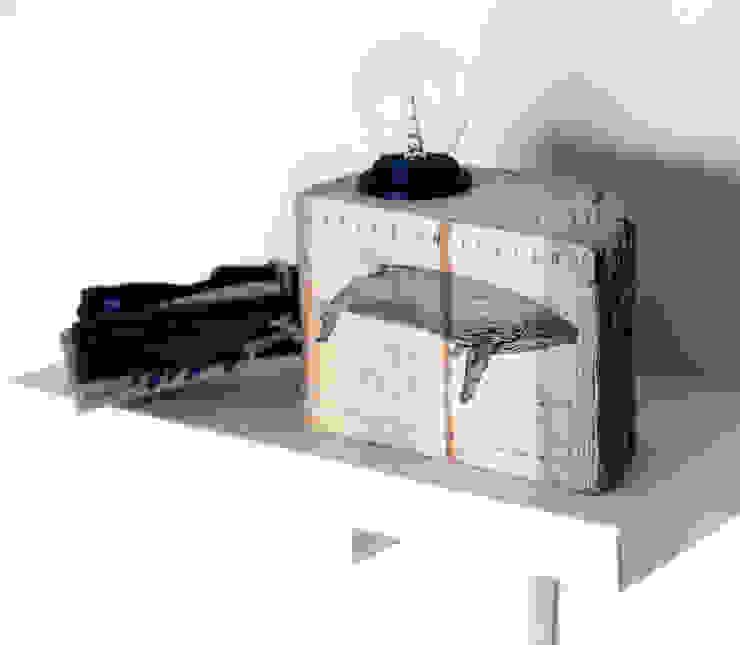 Tischleuchte von Railis Design:   von Stilherz,Rustikal