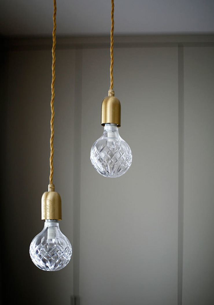 lighting: eclectic  by Esra Kazmirci Mimarlik, Eclectic