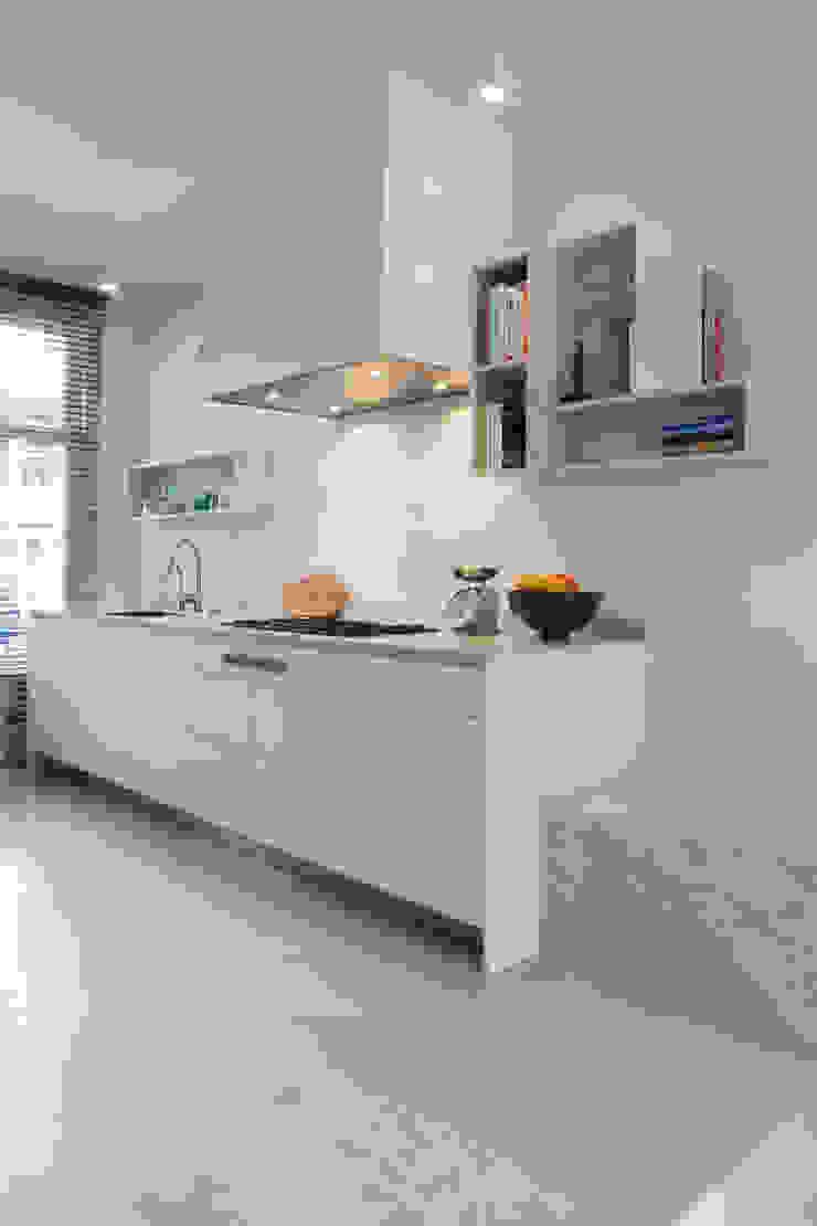Amsterdam Zuid Minimalistische keukens van Binnenvorm Minimalistisch