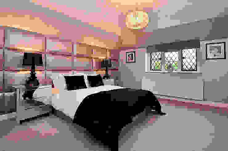 Bedroom interior Modern style bedroom by Graham D Holland Modern