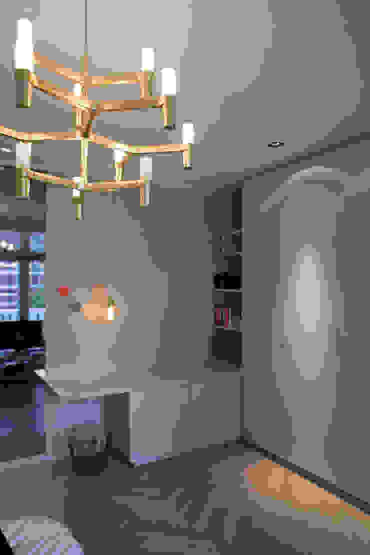 Amsterdam Zuid Moderne slaapkamers van Binnenvorm Modern