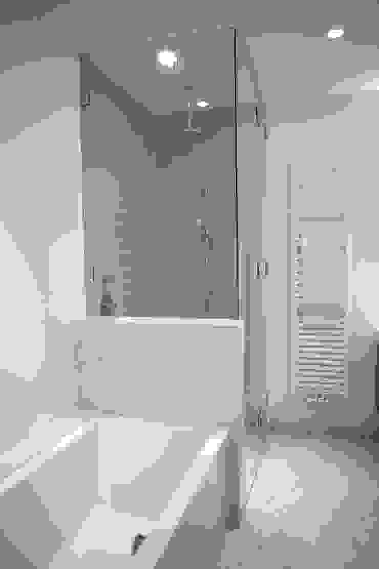 Amsterdam Zuid Minimalistische badkamers van Binnenvorm Minimalistisch