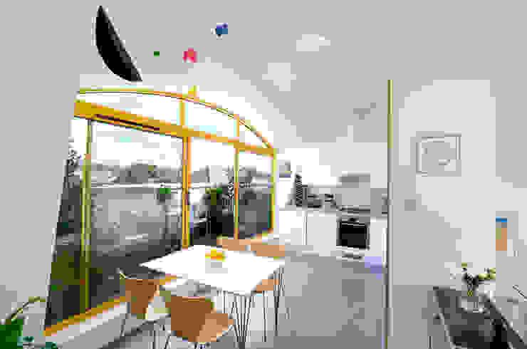 Kitchen interior Modern kitchen by Graham D Holland Modern