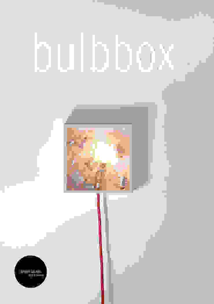 Bulbbox de Ángel Tausía Minimalista