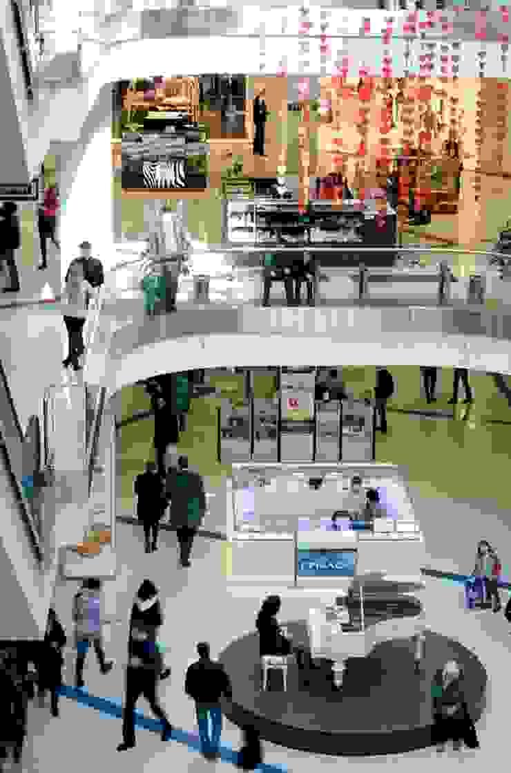 ТРЦ Lubava, г. Черкассы Торговые центры в стиле лофт от UKRINTEL Лофт