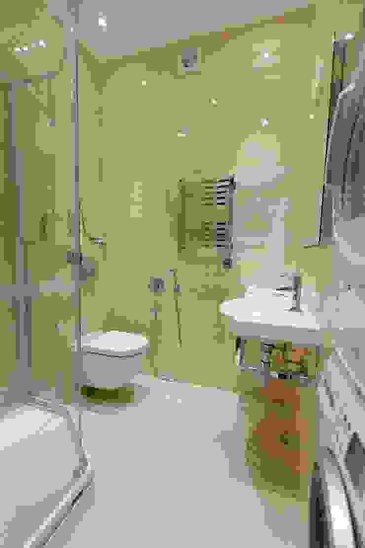 Санузел Ванная комната в стиле минимализм от INTERIOR PROJECT studio Минимализм