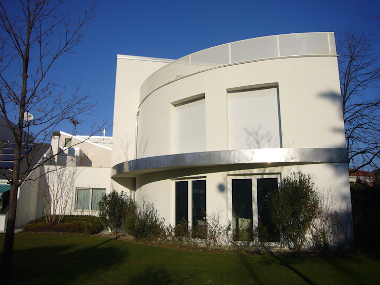Casas modernas de Architetto Caterina Boldrini Moderno