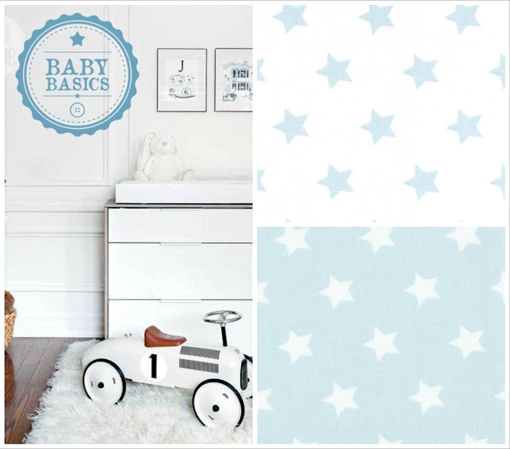 DREAMS Soft Sky de BabyBasics Clásico
