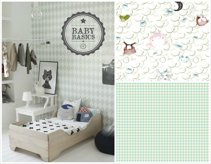 DREAMS Hidden Farm de BabyBasics Clásico