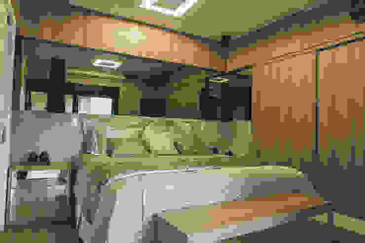 Suite Master Quartos modernos por Neoarch Moderno