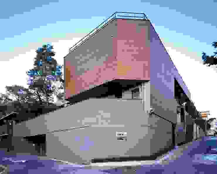 Moderne Häuser von (주)단우에이앤에이 건축사사무소 Modern