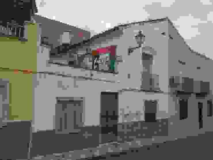 FACHADA ORIGINAL de ANA SÁNCHEZ ARQUITECTURA