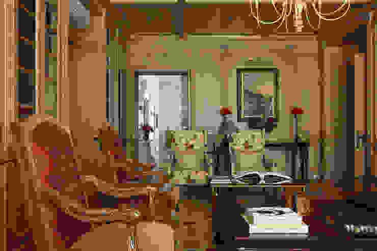 Дом Гостиная в классическом стиле от проекты\ projects Классический