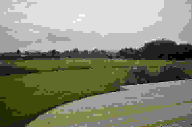 Barn Conversion Garden After 5 by Sylvan Studio