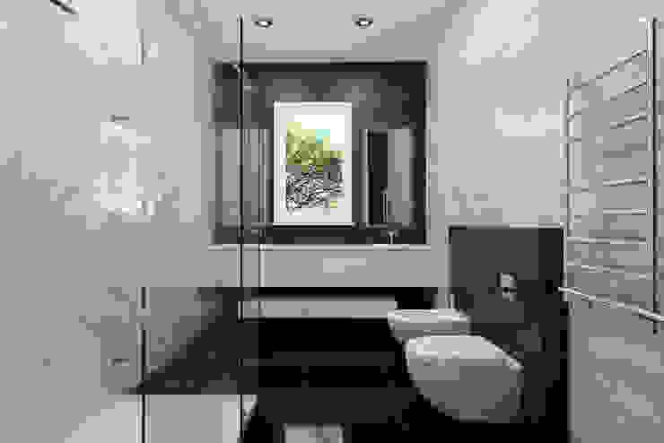 Elena Arsentyeva Modern bathroom