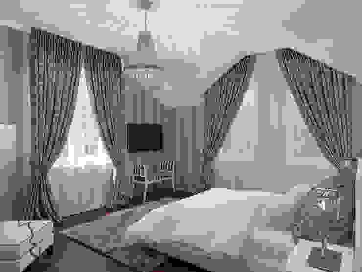 Elena Arsentyeva Classic style bedroom