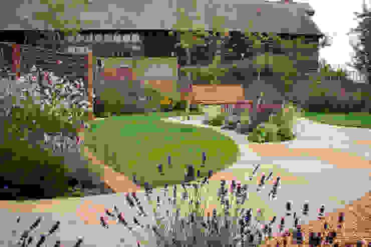 Barn Conversion Garden After 3 by Sylvan Studio