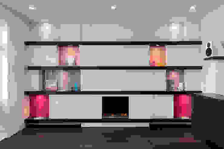 London Maida Vale flat refurbishment by Ar'Chic Minimalist