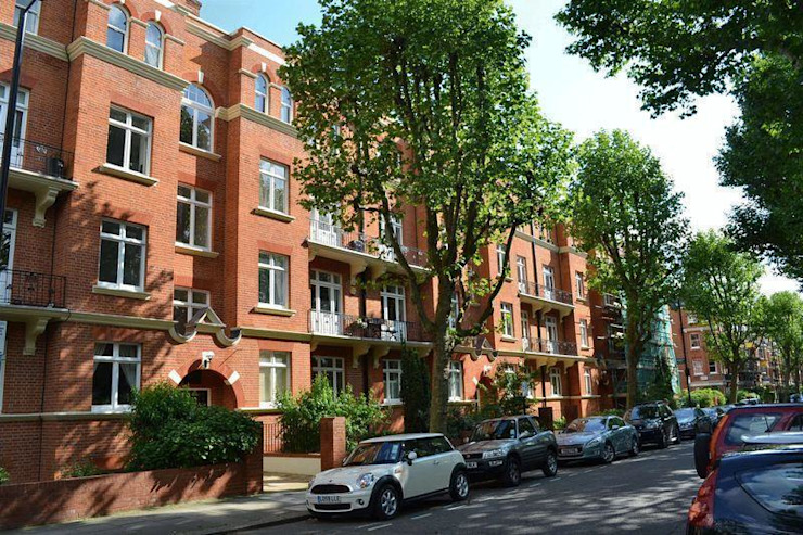 London Maida Vale flat refurbishment Classic style houses by Ar'Chic Classic