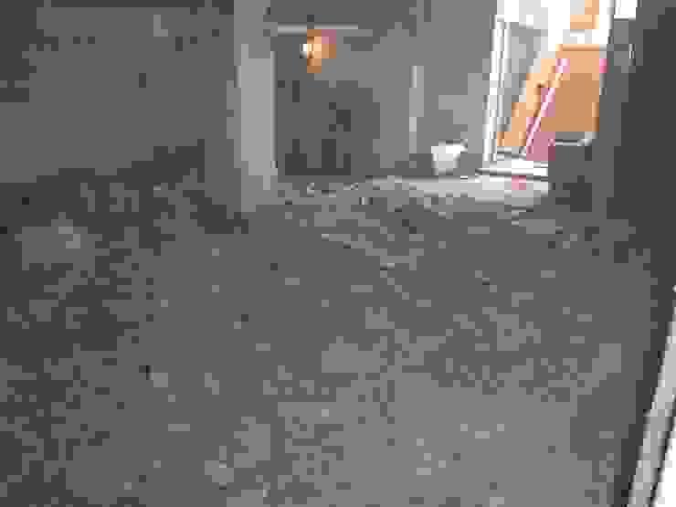Rénovation d'un garage en agence d'architecture par Atelier d'Architecture du Golfe