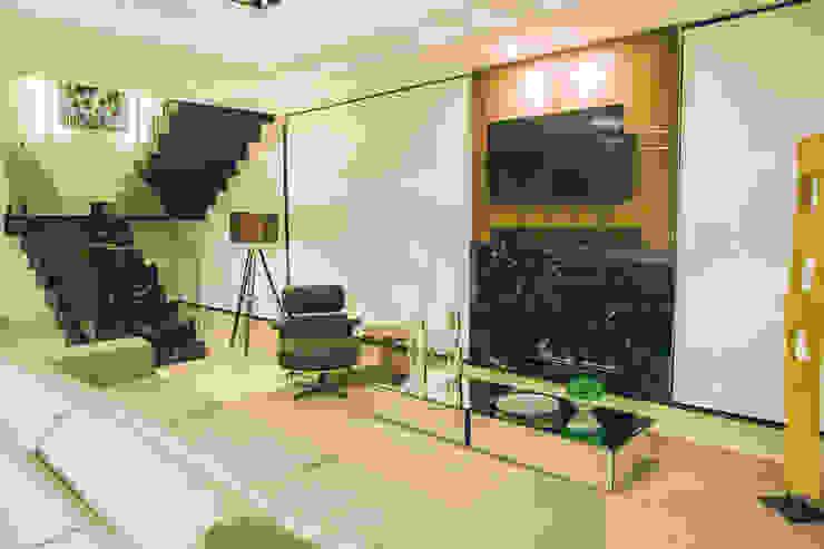 Living multiuso Salas de estar modernas por Neoarch Moderno
