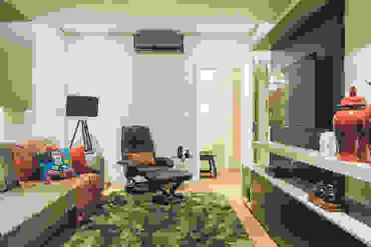 Home Theater Salas multimídia modernas por Neoarch Moderno