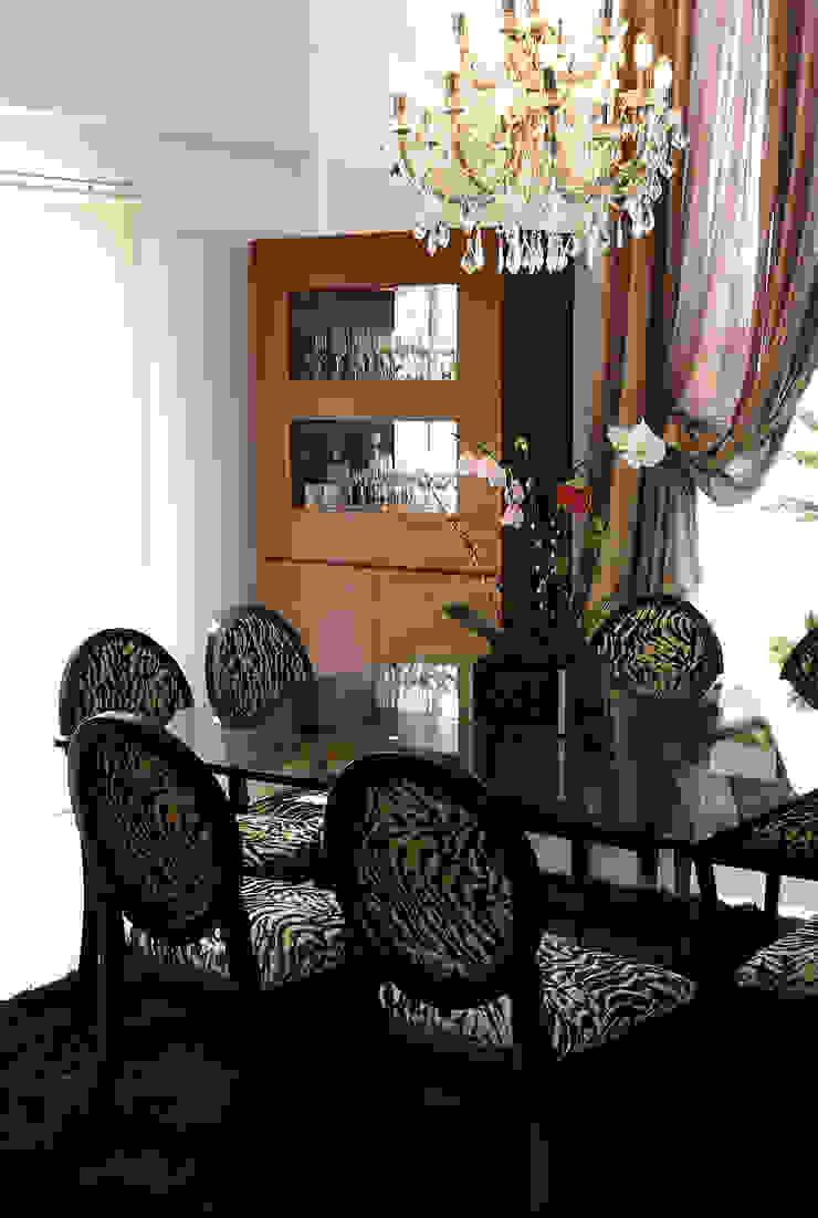Sala de jantar Salas de jantar clássicas por ARQUITETURA - Camila Fleck Clássico