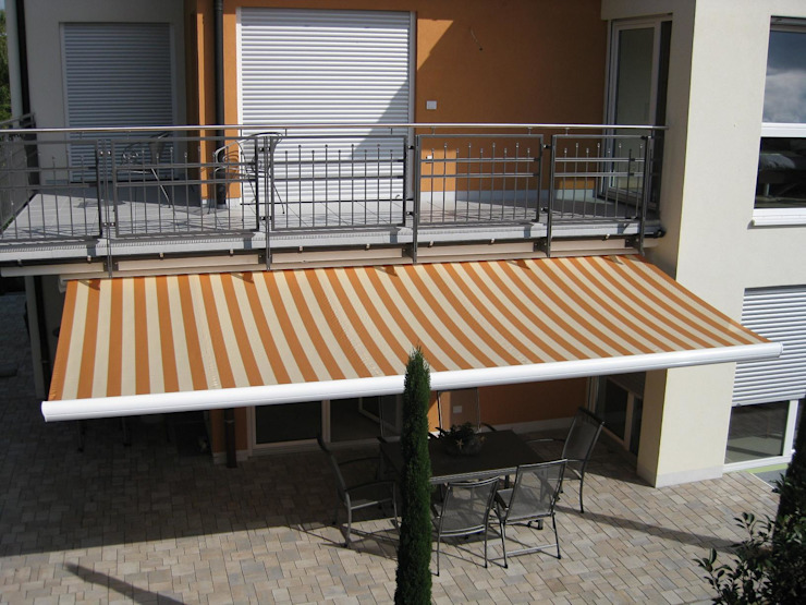 Rollomeister Balconies, verandas & terraces Accessories & decoration