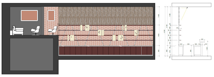 Схема устройства барной стойки от Александр Михайлик