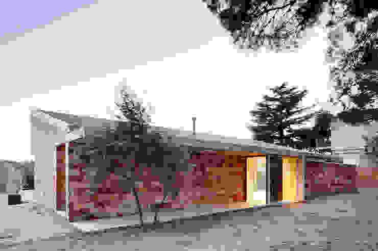 Casas de estilo industrial de Pepe Gascón arquitectura Industrial