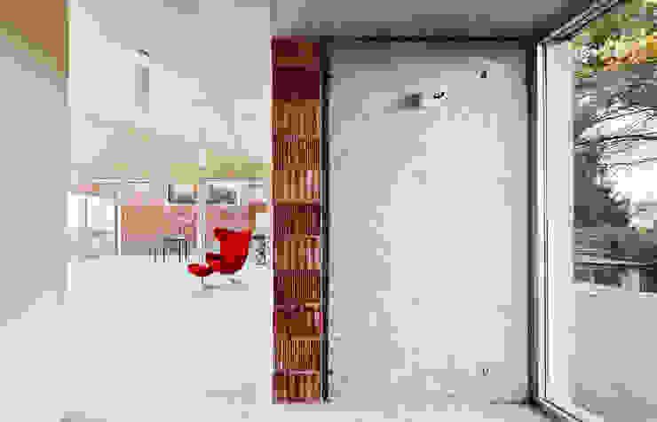 Barbacoa house Salones de estilo industrial de Pepe Gascón arquitectura Industrial