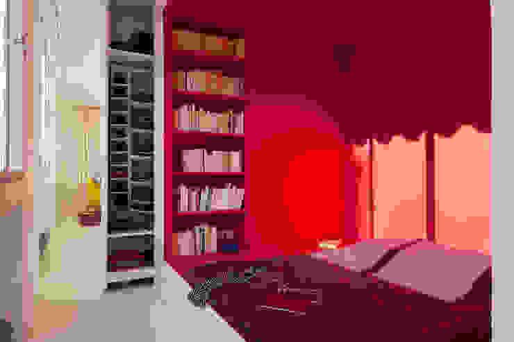 에클레틱 침실 by Ramsés Salazar Architecte 에클레틱 (Eclectic)