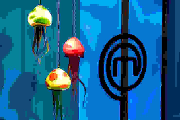 Medusas de Alba Martín Vidrio Soplado Moderno