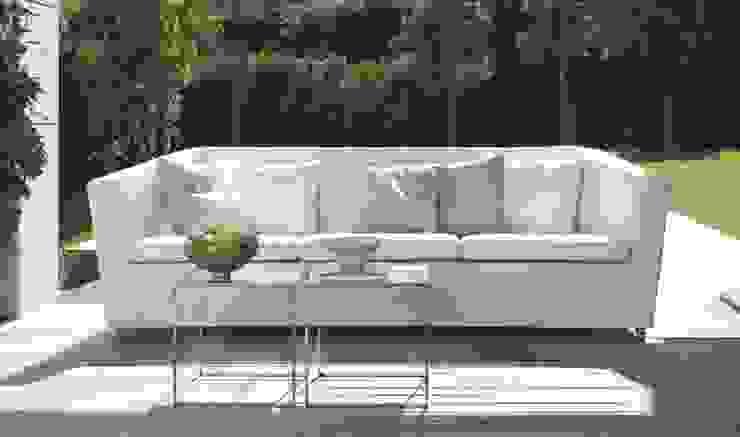Sofá modelo GLASSE, diseñado por Margot Viarnés Grupo Temas V SalasSalas y sillones