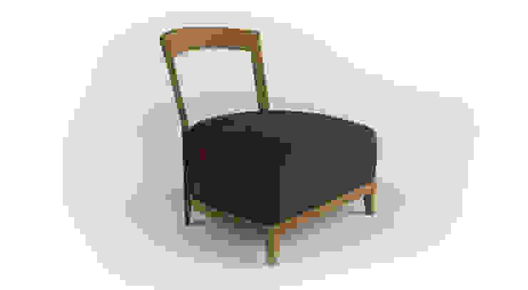 Krzesło JAPAN od Delicious Concept Azjatycki