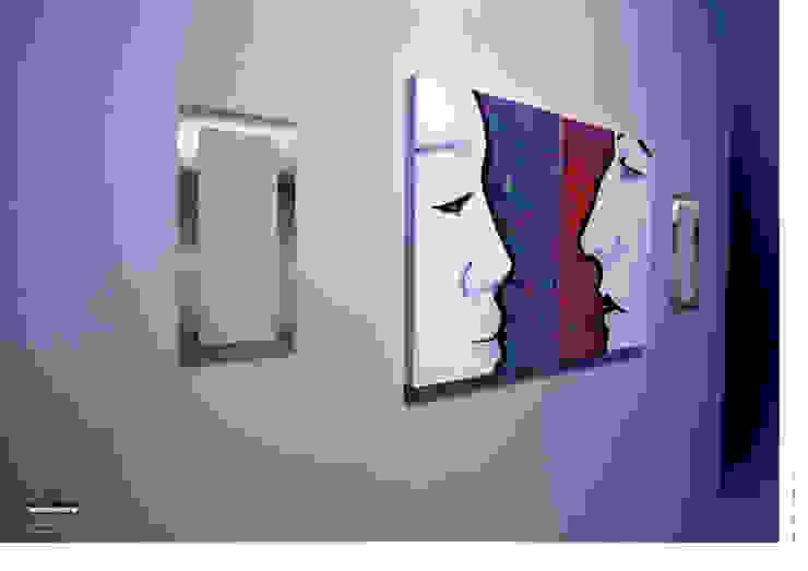 media & home :: hoffmann 現代風玄關、走廊與階梯