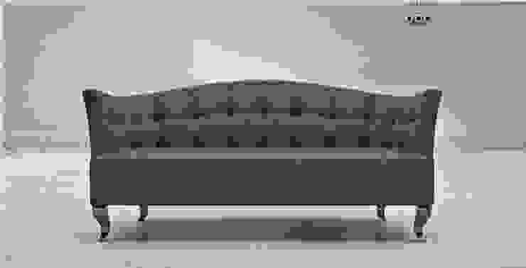 Sofa PUNK od Delicious Concept Nowoczesny