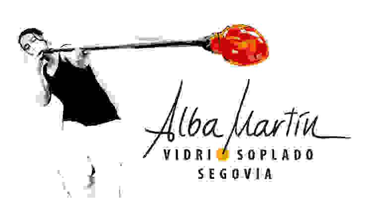 por Alba Martín Vidrio Soplado