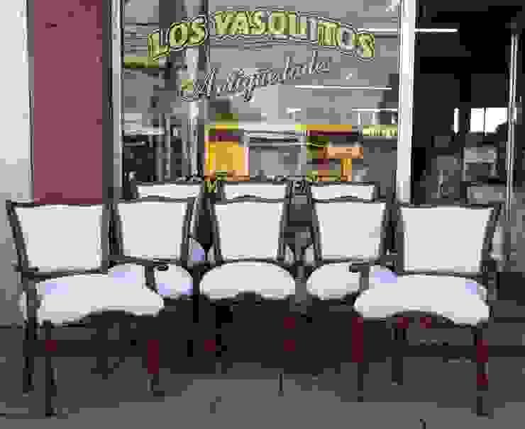 Sillas Versalles de Los vaskitos Clásico
