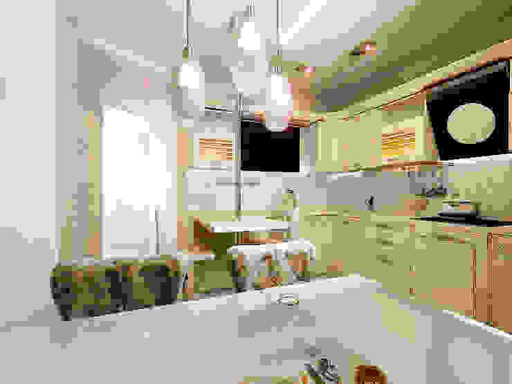 Проект в г.Балашиха МО Кухня в классическом стиле от Ольга Зелинская Классический